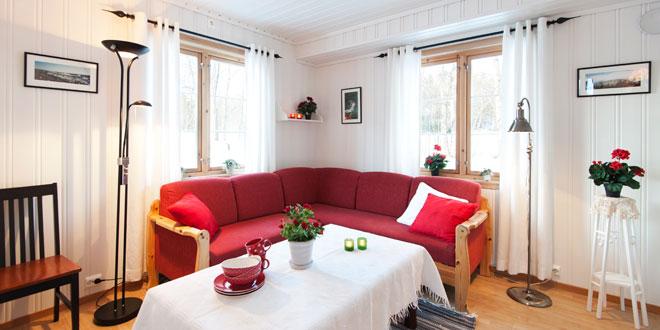 Bilde av stue